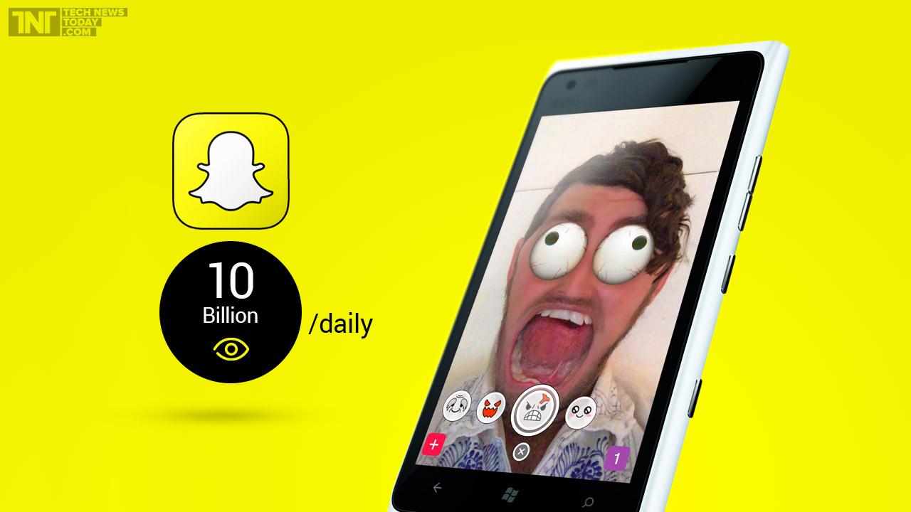 Snapchat video marketing